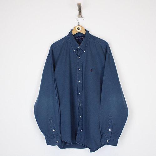 Vintage Polo Ralph Lauren Shirt XXL