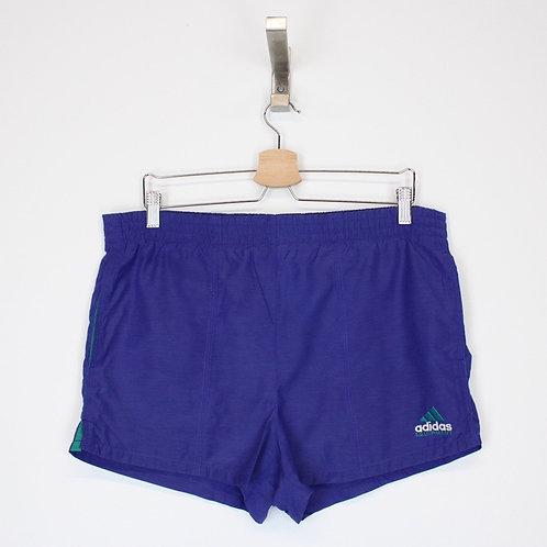 Vintage Adidas Equipment Swim Shorts Large