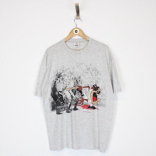 Vintage 1991 MLB Chicago White Sox T-Shirt XL