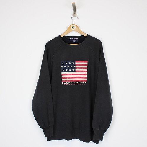 Vintage Polo Sport Sweatshirt XL