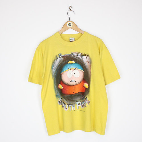 Vintage 2000 South Park T-Shirt Medium