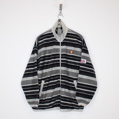 Vintage Ellesse Fleece Jacket Medium