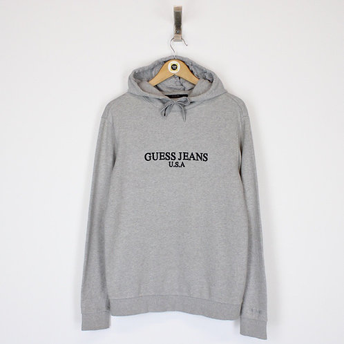 Vintage Guess Jeans Hoodie Small