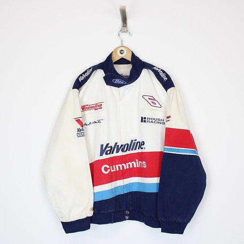 Vintage Nascar Jacket Medium