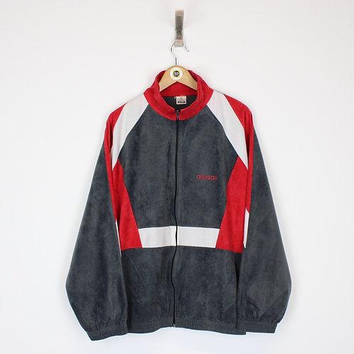 Vintage Adidas Equipment Track Jacket XL