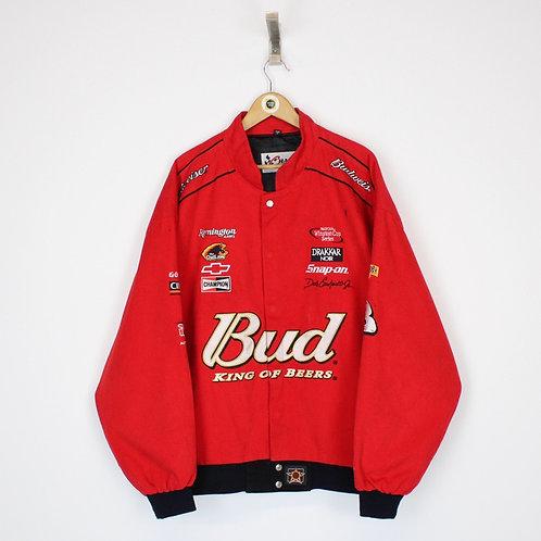Vintage Nascar Jacket  XXL