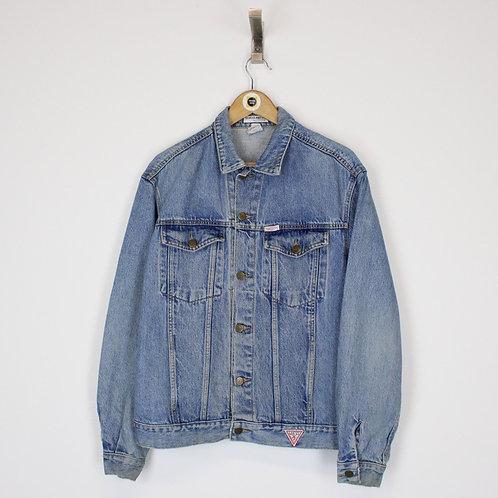Vintage Guess Denim Jacket Medium