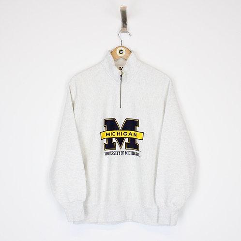 Vintage Michigan USA Sweatshirt Small