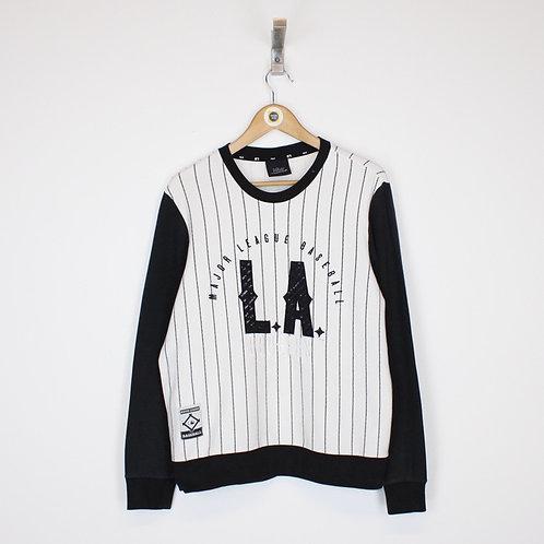 Vintage LA Dodgers MLB Sweatshirt Small