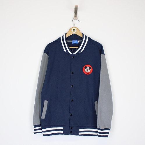 Vintage Disney Varsity Jacket Medium