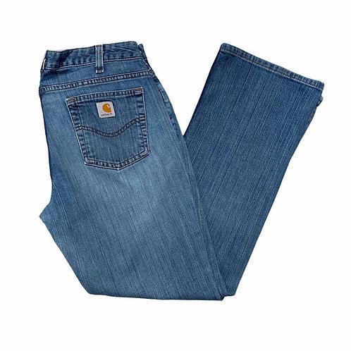 Vintage Carhartt Flare Jeans UK 12