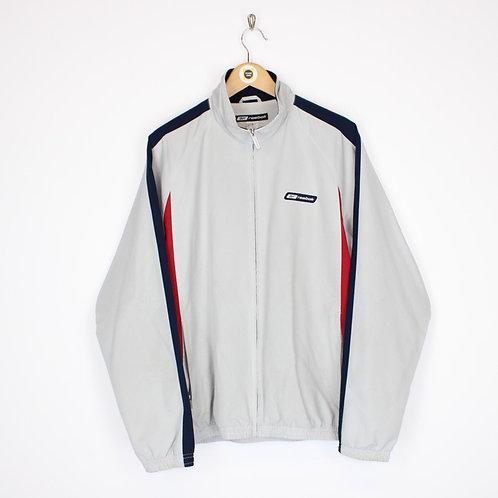Vintage Reebok Track Jacket Medium