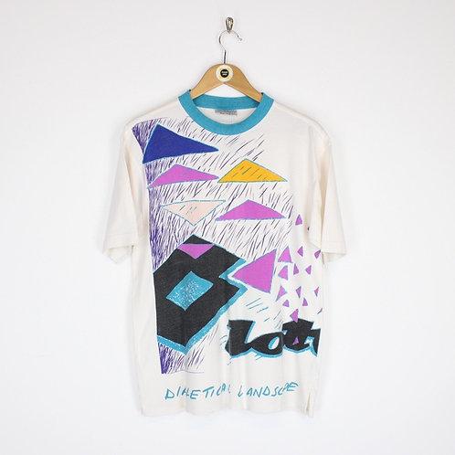 Vintage 90's Lotto T-Shirt Medium