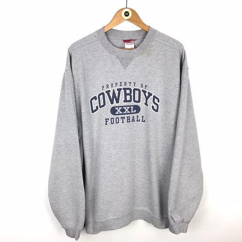 Vintage Reebok NFL Sweatshirt XL