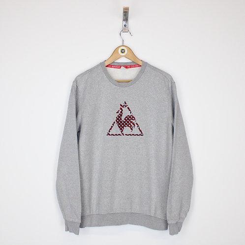 Vintage Le Coq Sportif Sweatshirt Large