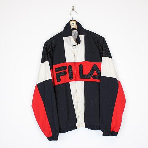Vintage Fila Shell Jacket Large