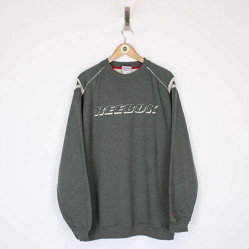 Vintage Reebok Sweatshirt Large