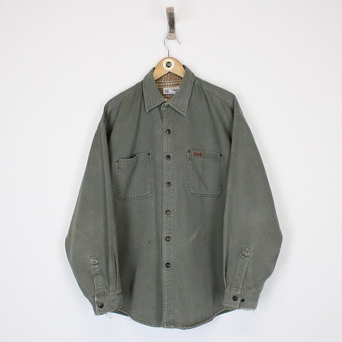 Vintage Carhartt Overshirt Large