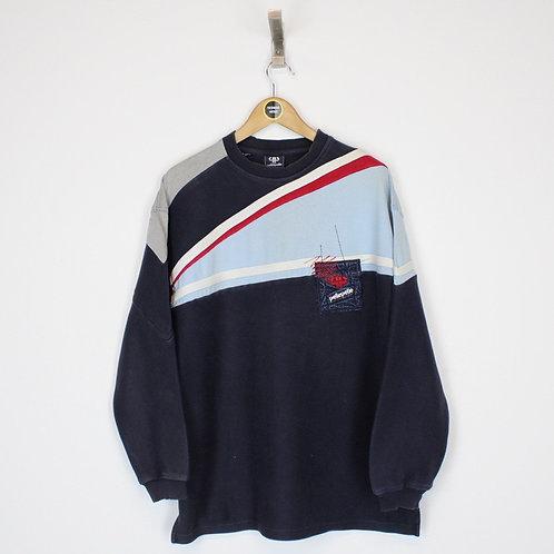Vintage Pelle Pelle Sweatshirt Large