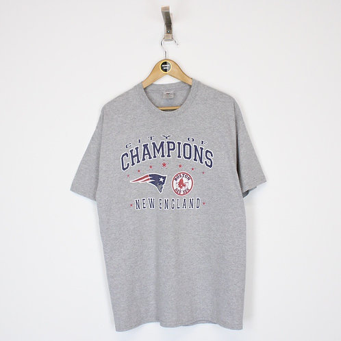 Vintage New England Patriots NFL T-Shirt XL
