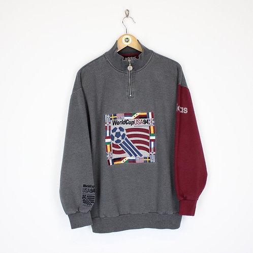 Vintage Adidas 1994 World Cup Sweatshirt Medium