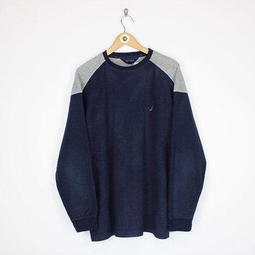 Vintage Nautica Sweatshirt Large