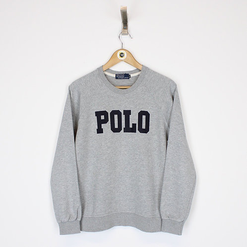 Vintage Polo Ralph Lauren Sweatshirt Small
