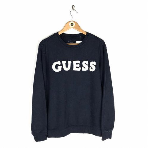 Vintage Guess Jeans Sweatshirt Large