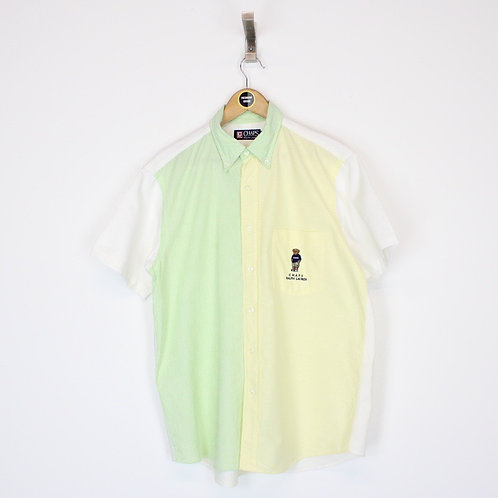 Vintage Polo Bear Shirt Large