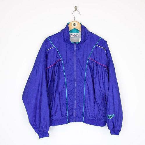 Vintage Reebok Shell Jacket Large