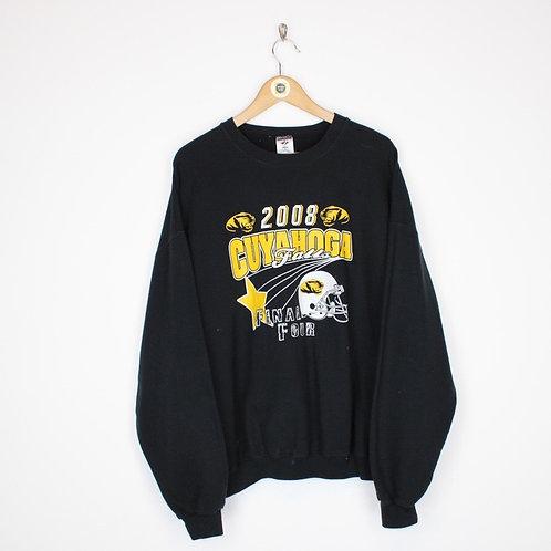 Vintage 2008 USA Sweatshirt XL