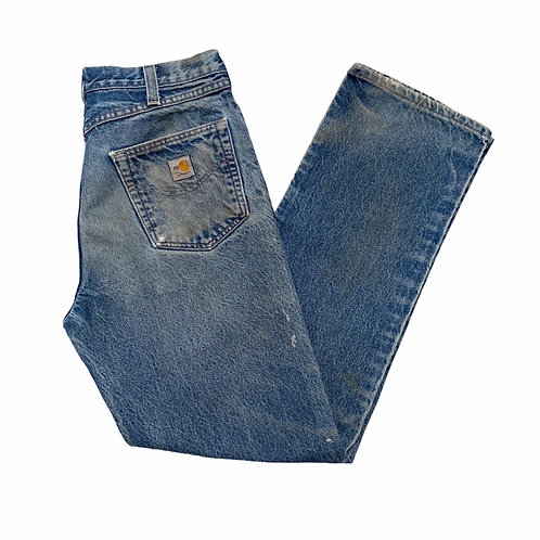 Vintage Carhartt Workwear Jeans Large