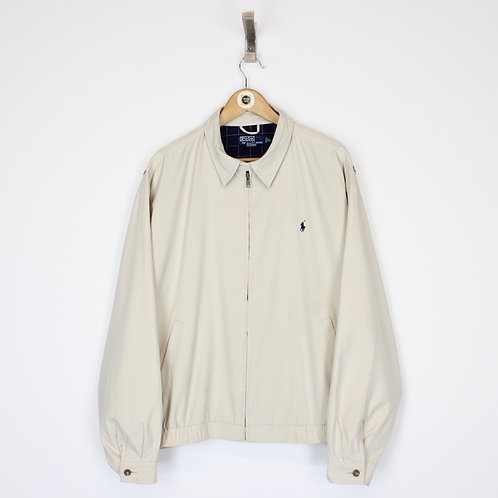 Vintage Polo Ralph Lauren Harrington XL