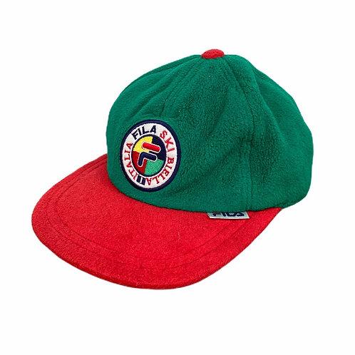 Vintage Fila Baseball Cap