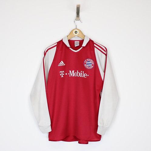 Vintage 2003/04 Bayern Munich Shirt Small