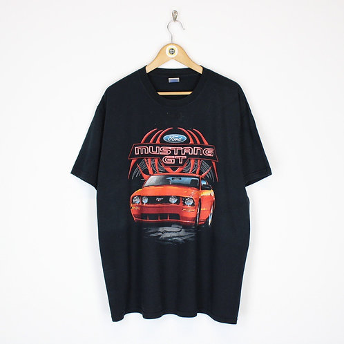 Vintage Ford Mustang GT T-Shirt XL