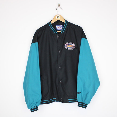 Vintage Reebok 1996 Arizona Super Bowl Jacket XL