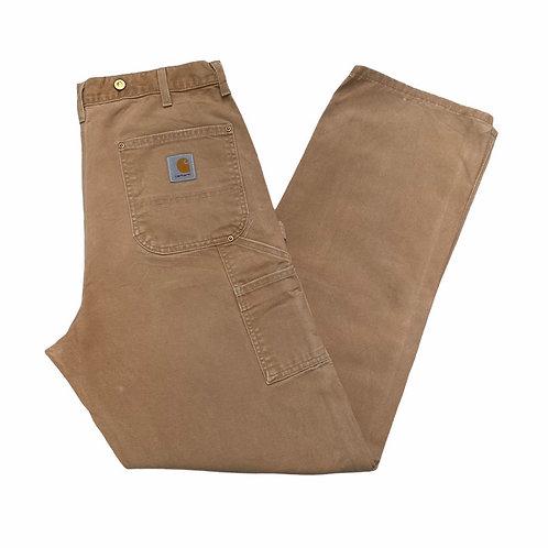 Vintage Carhartt Double Knee Workwear Trousers XXL