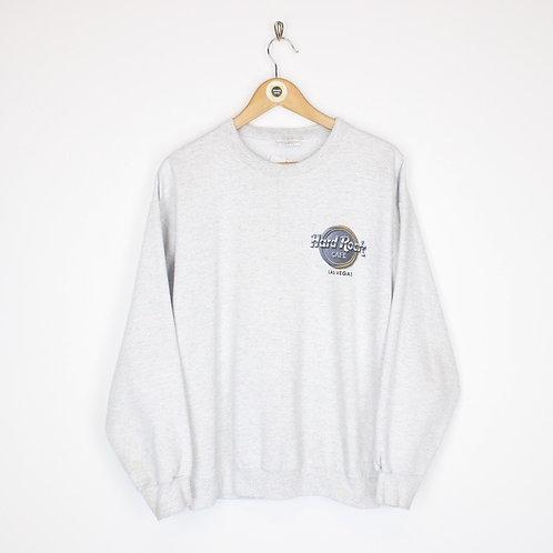 Vintage Hard Rock Cafe Sweatshirt Medium
