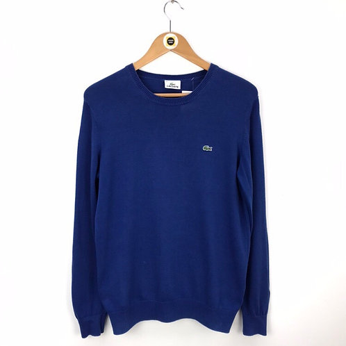 Vintage Lacoste Jumper Medium