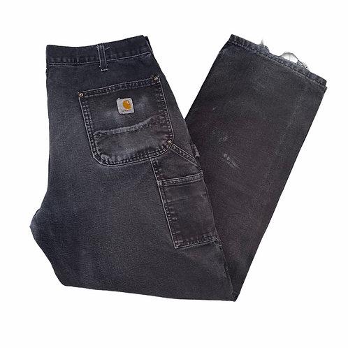 Vintage Carhartt Double Knee Workwear Trousers XL