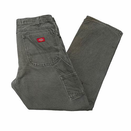 Vintage Dickies Workwear Trousers Large