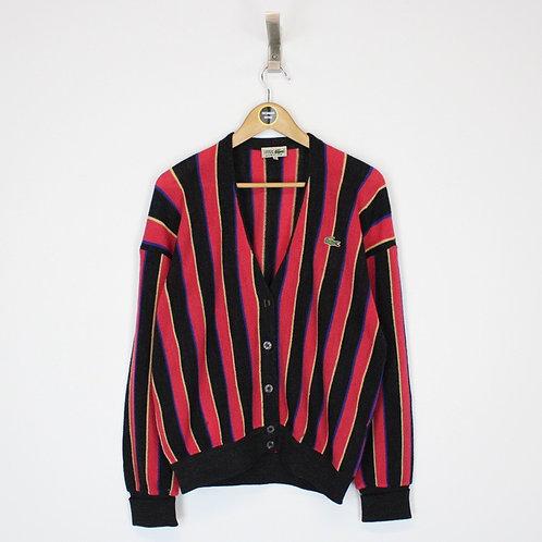 Vintage Lacoste Cardigan Small