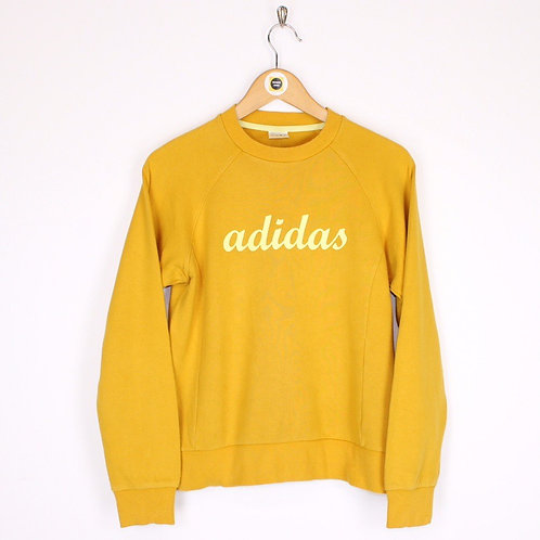Vintage Adidas Sweatshirt UK 10