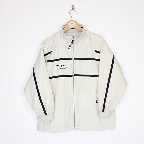Vintage Fila Track Jacket Small