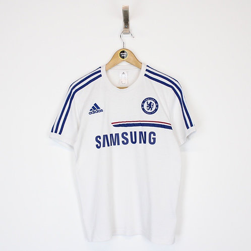 Vintage Adidas Chelsea T-Shirt Small