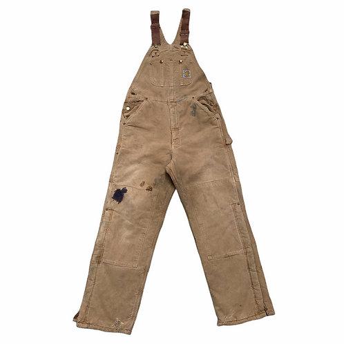 Vintage Carhartt Workwear Dungarees Medium