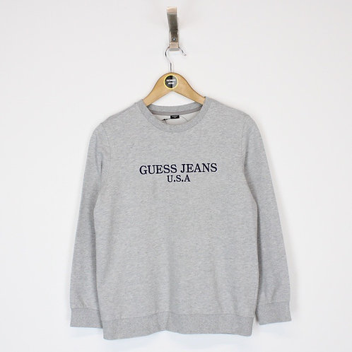 Vintage Guess Jeans Sweatshirt Small