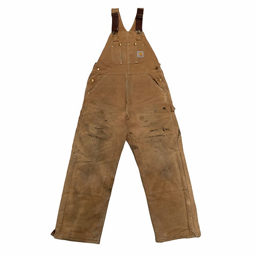 Vintage Carhartt Workwear Dungarees Medium