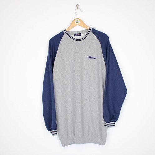 Vintage Ellesse Sweatshirt Large